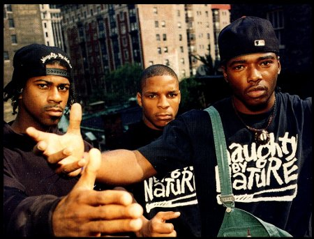 Naughty By Nature im Interview