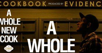 Cookbook & Evidence - A Whole New Cookbook