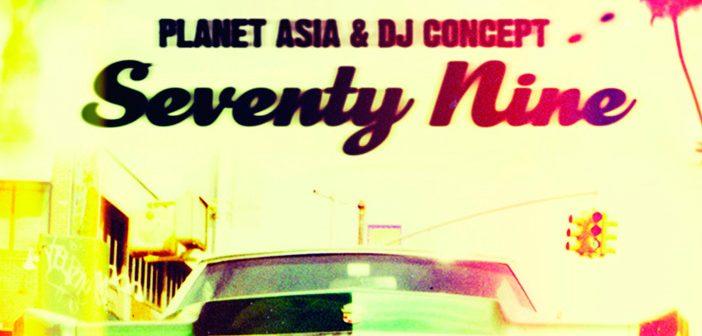 Planet Asia & DJ Concept – Seventy Nine