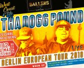 Tha Dogg Pound auf Europa-Tournee in Berlin